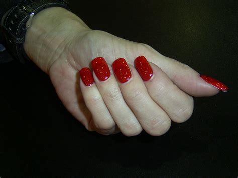 French Nails Rot. Rote N Gel F E Mit Nagellack Gel Nageldesign 2018. Nagellack Welcher Ist Euch Nach Der Beste Beauty. Nagel Galeri Katya Nails