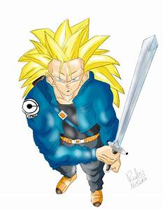 Future Trunks SSJ3 by Red93nojutsu on DeviantArt
