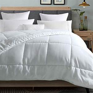 Cosyjoy, Duvet, Cover, King, Size, White, 3, Piece, Comforter