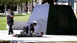 Former CSUN student arrested on campus for vandalizing ...