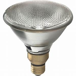 Flood light bulbs halogen : Ge watt dimmable soft white par halogen flood