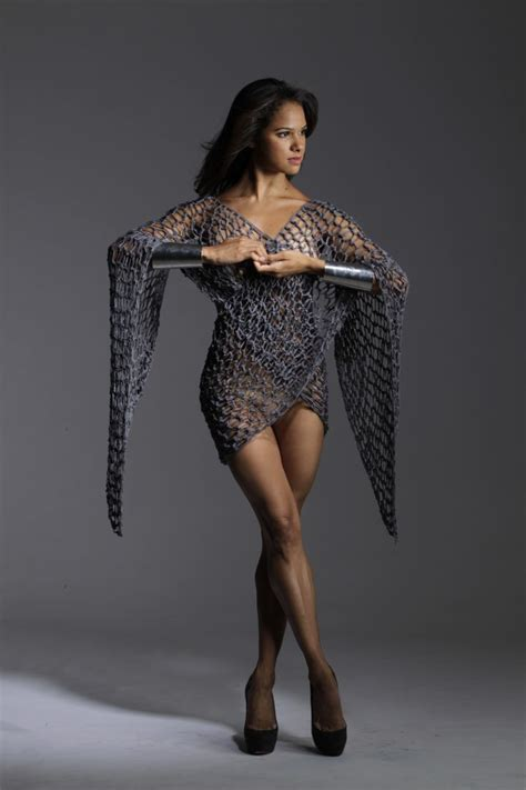 Gray Linen Viscose Bamboo Scarf Misty Copeland Black Dancers Ballerina Girl
