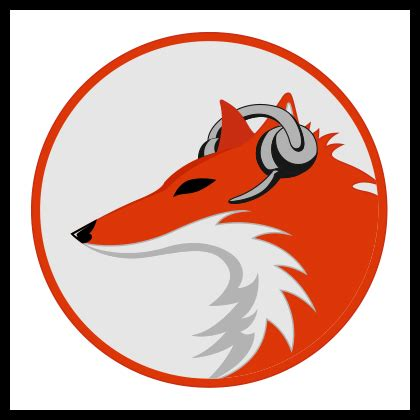Discord Template Discord Template Logo Fox Gamer By Lair360 On Deviantart
