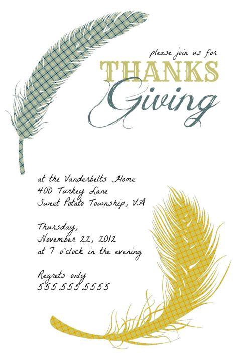 thanksgiving invitations friday favorite  moritz fine