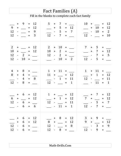4 digit addition and subtraction worksheets four