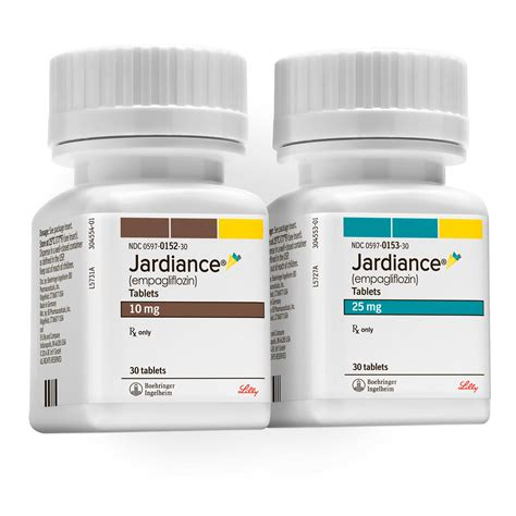 U.S. FDA approves Jardiance® (empagliflozin) tablets to ...