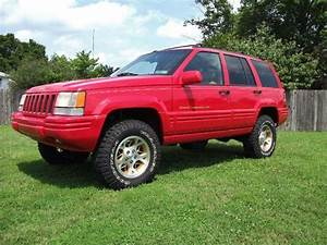1996 Jeep Grand Cherokee Limited Rims