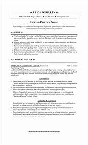 best resume template for licensed practical nurse lpn With licensed practical nurse resume
