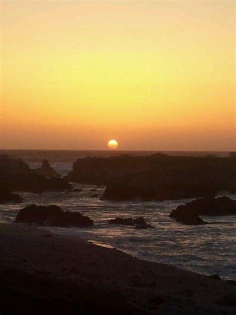 Sunset Monterey Ca Monterey Ca Monterey California