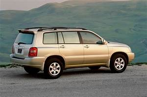 2001 Toyota Highlander Reviews And Rating