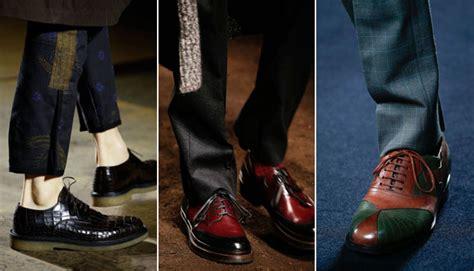 mens shoes  mens footwear trends  tendencies