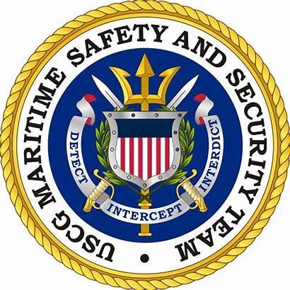 Maritime Safety Security Team Uscg Msst National
