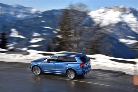 volvo announces xc90 excellence updates for my2017 range