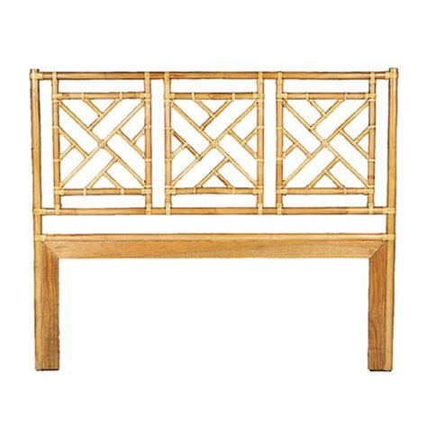 Bamboo Headboards For Beds by Rattan Headboard