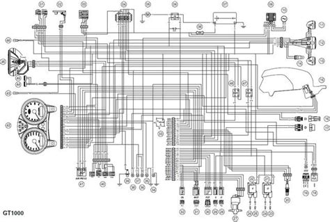 Tiger 1050 Wiring Power Schematic by Wiring Diagram Page 7 Circuit Wiring Diagrams