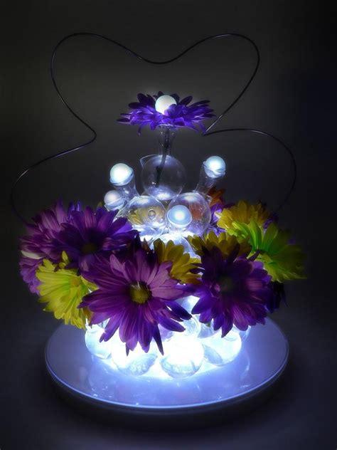 dozen  white candle table centerpieces indoor