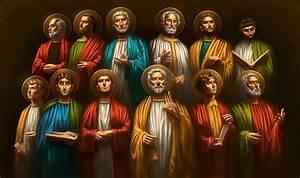 The Twelve Disciples (Acts 1:12-17, 21-22) | Pilgrim at ...
