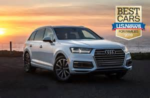 7 Best 3-row Luxury Suvs For Families In 2019