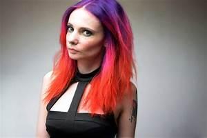 Acheter Coloration Rouge Framboise : couleur violet fushia cheveux coupes de cheveux et coiffures ~ Melissatoandfro.com Idées de Décoration