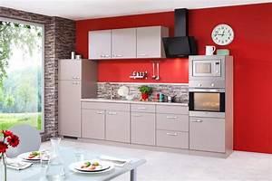 Küchenmöbel Neu Streichen : k chenzeile mit e ger ten kansas breite 330 cm otto ~ Bigdaddyawards.com Haus und Dekorationen