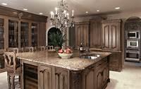 old world kitchens Old-World Kitchen Designs - Traditional - Kitchen - Denver - by Kitchens by Wedgewood