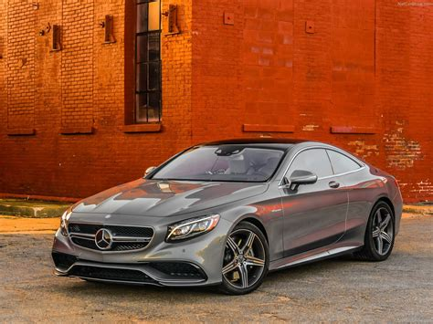 mercedes s63 amg coupe 2015 1600x1200 wallpaper 02
