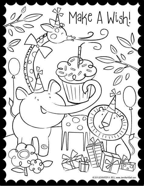love  illustrate august  downloadable coloring