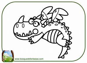 99 DIBUJOS DE DRAGONES ® Bonitos dragones para colorear y pintar