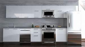 Modern Kitchen Design White Cabinets | Modern Design ...
