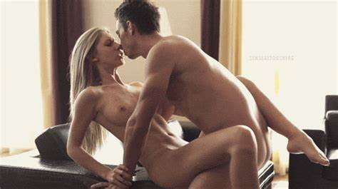 Passionate Riding With Young Teacher