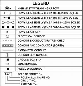 Electrical Plan Symbols
