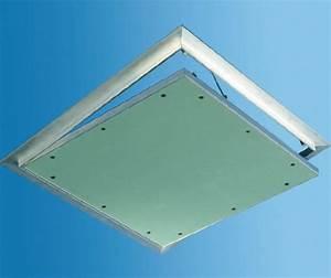 Trappe De Plafond : trappe tanche air placo ~ Premium-room.com Idées de Décoration