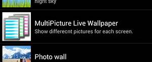 How To Apply Different Wallpaper On Each Home Screen In ...