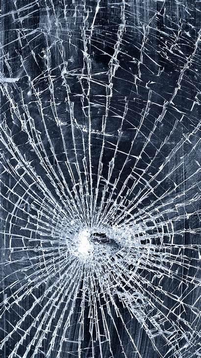 Iphone Screen Cracked Broken Wallpapers Shattered Decide