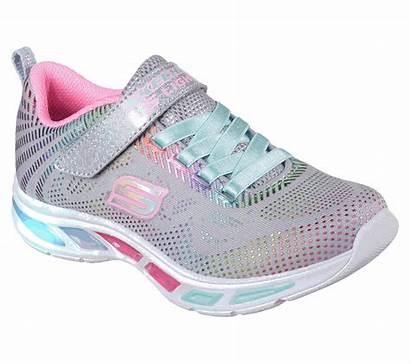 Skechers Gleam Dream Litebeams Lights Shoes Gymt