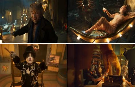 Not everyone is happy with the 'Cats' first trailer - Oyeyeah