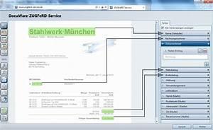 Zugferd Rechnung Beispiel : docuware zugferd service ~ Themetempest.com Abrechnung