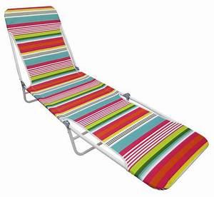 Chaise Longue Pliante : chaise longue de plage pliante mainstays walmart canada ~ Melissatoandfro.com Idées de Décoration