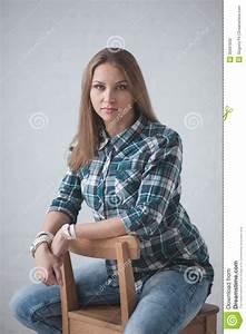 Girls portrait stock photo. Image of clothing clothes - 35661842