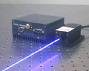 Violet Blue Laser High Power Burning