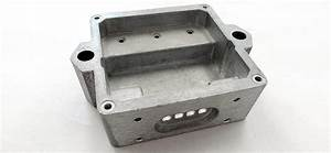 Electronic Sensor Housing Automotive Die Casting Company