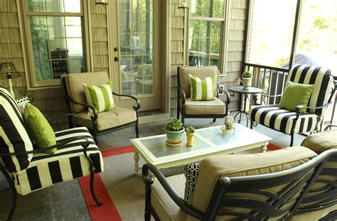 screen porch furniture ideas studio design gallery