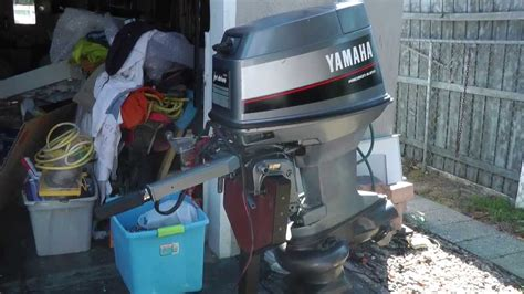Yamaha Outboard Motors For Sale In Wisconsin by Yamaha 40hp Tiller Outboard Motor Jet Drive