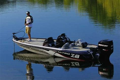 average fisherman nitro  bass boat review