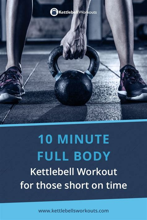 kettlebell workout minute activate muscles enough muscle same every while body