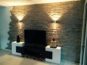 steinwand wohnzimmer deko die besten 25 tv wände ideen auf tv möbel tv gerät und tv panel
