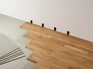 comment poser un parquet flottant clipse With pose parquet clipsé