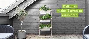 Terrassenmöbel Für Kleine Terrassen : balkons kleine terrassen einrichten ~ Markanthonyermac.com Haus und Dekorationen