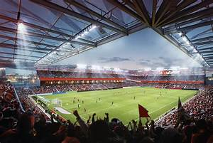 First Look  Design For Proposed Professional Soccer