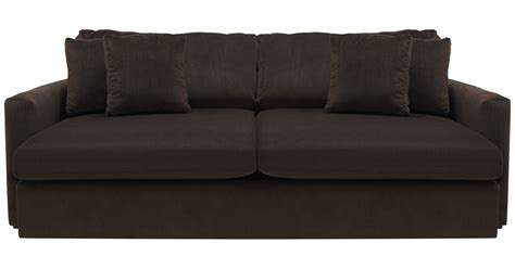 buy sofa on finance with bad credit tara2 dk brown micro sofa